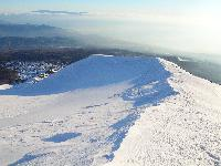 Etna, 3343 m. Serra delle Concazze.
